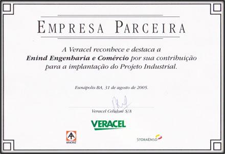Empresa Parceira Veracel